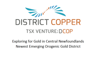 District (TSX-Venture: DCOP) has just amassed a large
